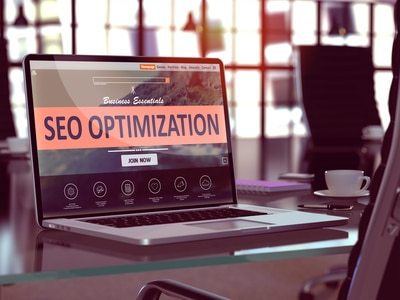 search engine optimization done by a specialist