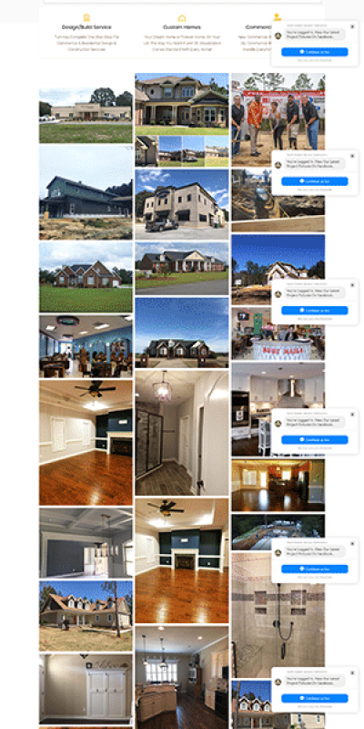 general contractor in north carolina list of projects